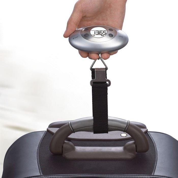 Весы ручные электронные багажные преимущества