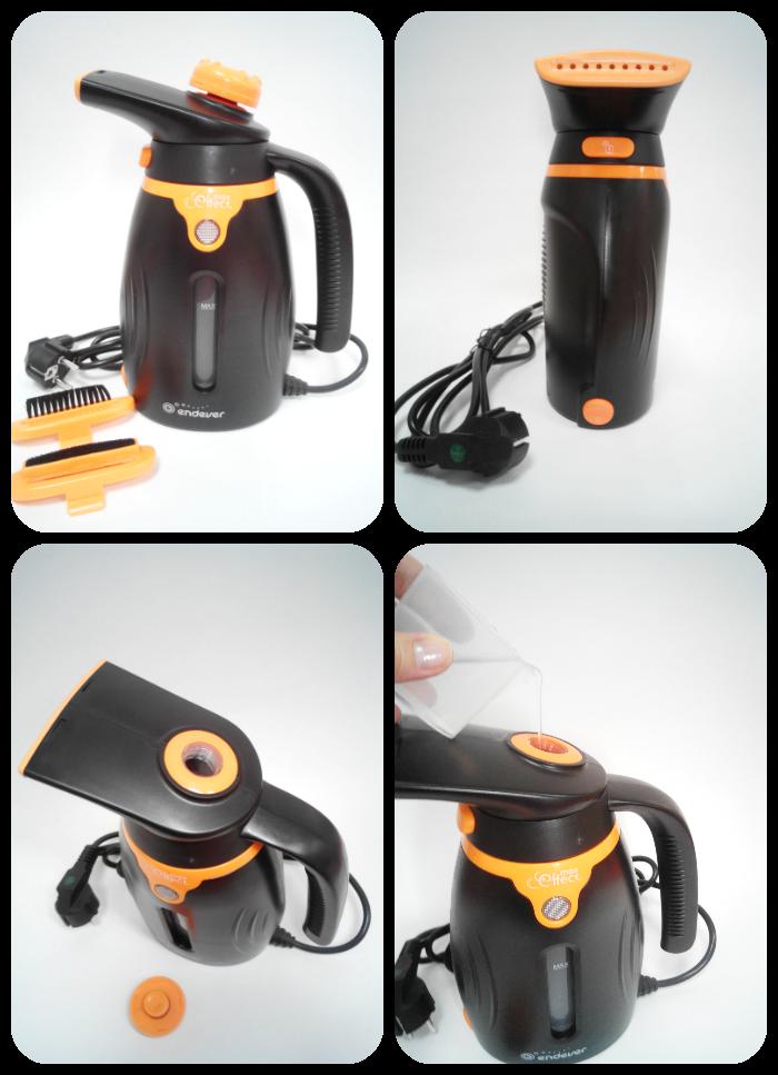 Ручной отпариватель для одежды ENDEVER ODYSSEY Q-420