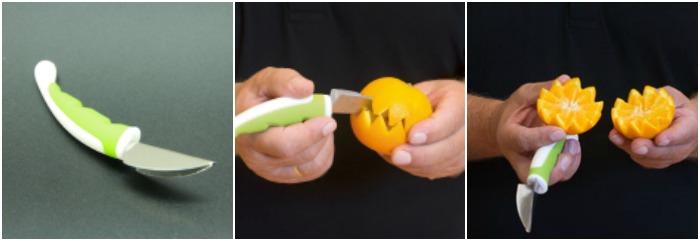 Нож для нарезки овощей и карвинга