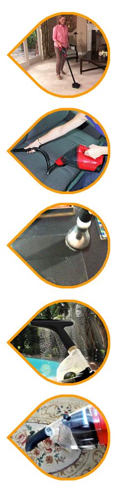 Пылесос трость X5 Vac преимущества
