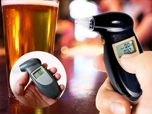 Цифровой алкотестер: яркие преимущества