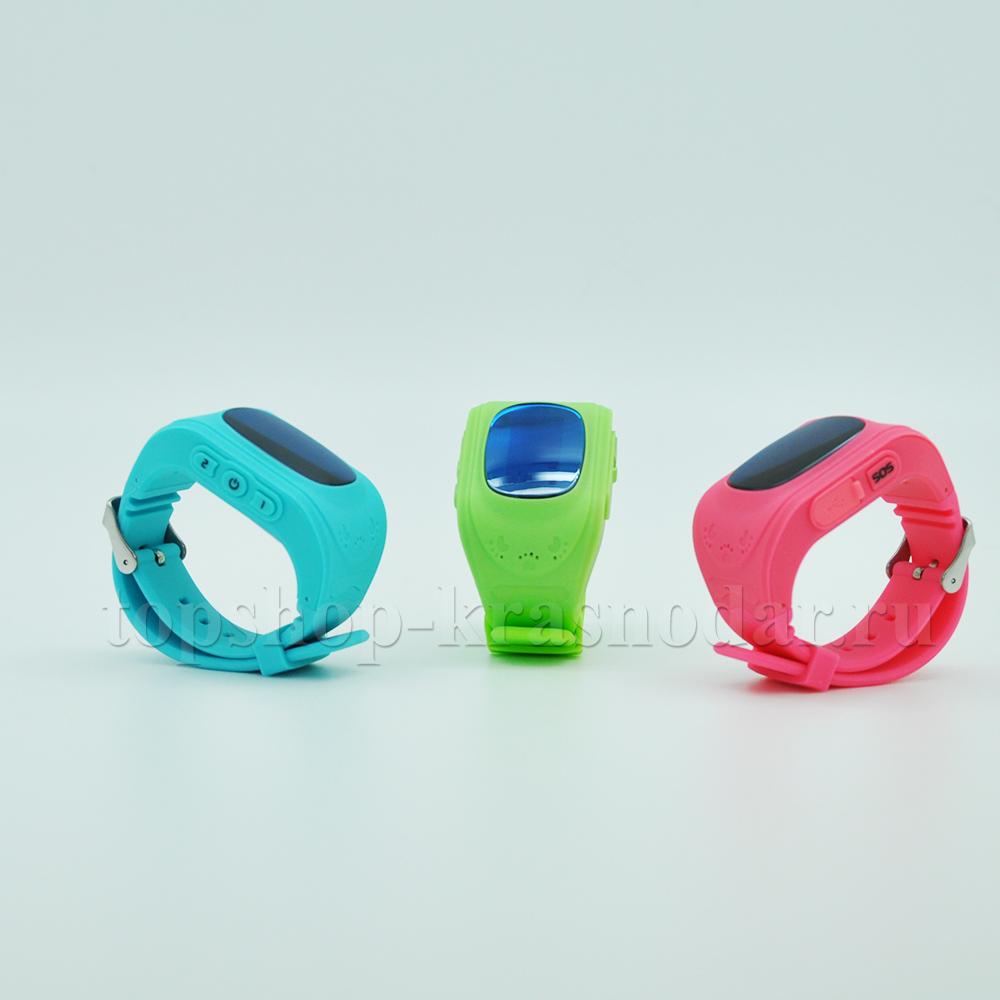 Детские часы Smart Baby watch Q50.