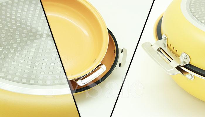 Двойная сковорода гриль Дублетта характеристики