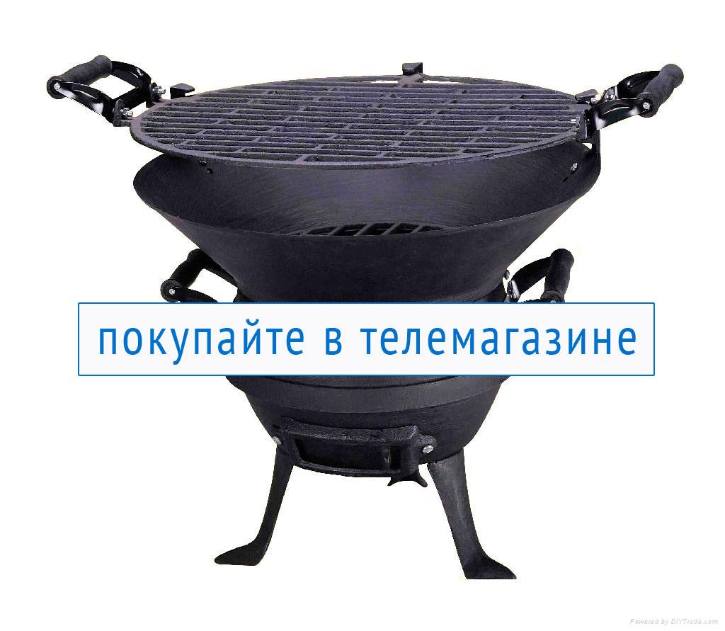 уголь барбекю