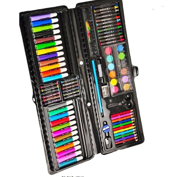 Подарочный набор для рисования: комплектация