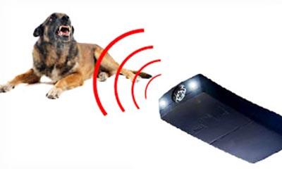 Ультразвуковой отпугиватель собак LS-977F преимущества